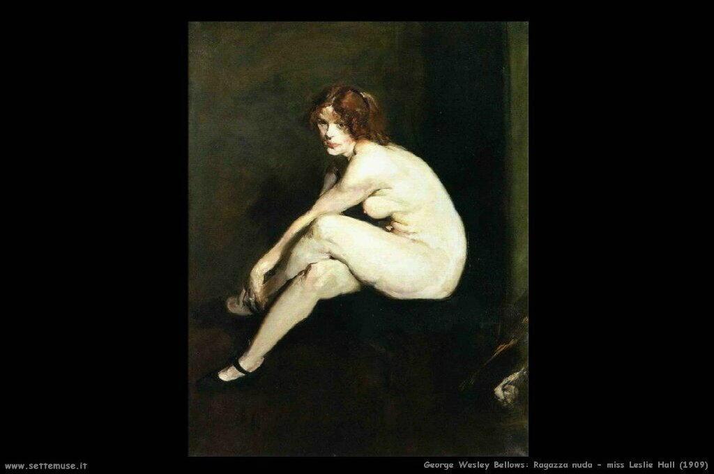 george_wesley_bellows_011_ragazza_nuda_miss_leslie_hall_1909
