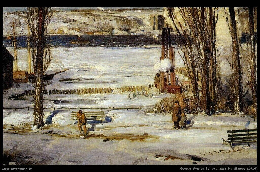 george_wesley_bellows_013_morning_snow_1910