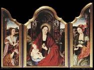 Vergine con una pera