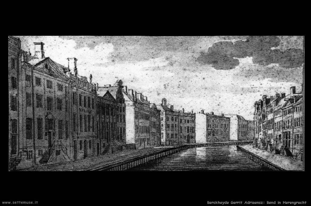 Bend in Herengracht