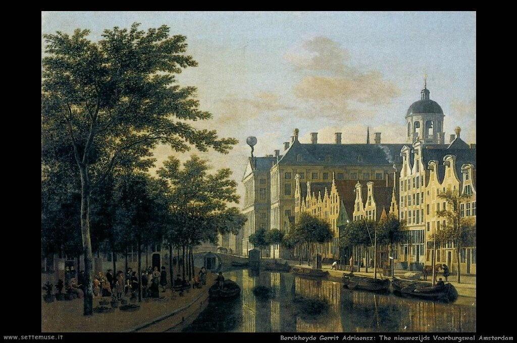Nieuwezijds Voorburgswal Amsterdam