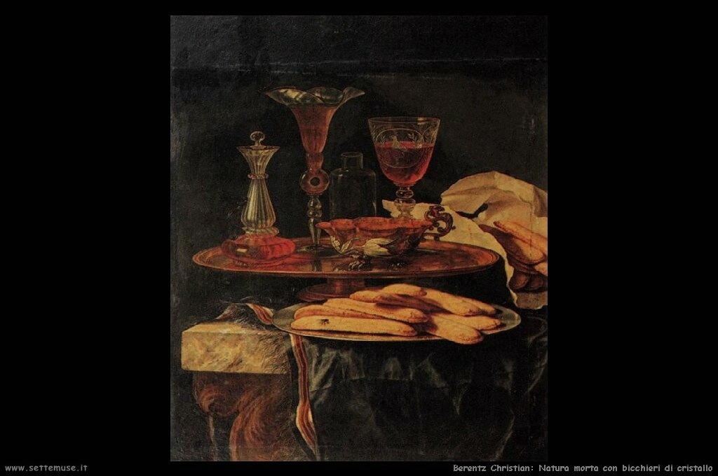 berentz_christian_504_still_life_with_crystal_glasses_and_sponge_cakes