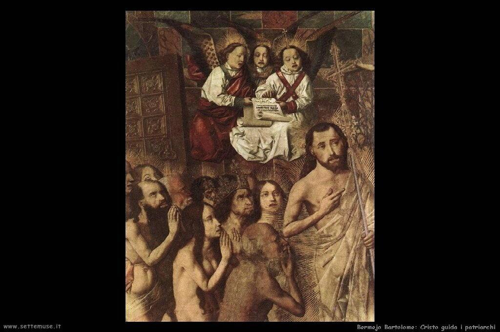 Cristo guida i patriarchi
