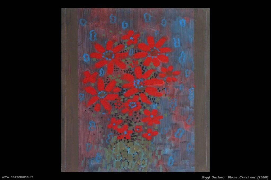 Fleurs Christmas (2009)