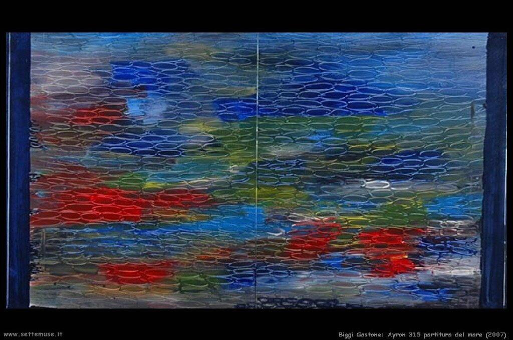 Partitura del mare (2007)