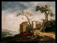 Profeta Elia nel deserto