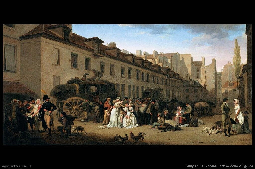boilly_louis_leopold_503_the_arrival_of_a_stage_coach_in_the_courtyard_of_the_messageries