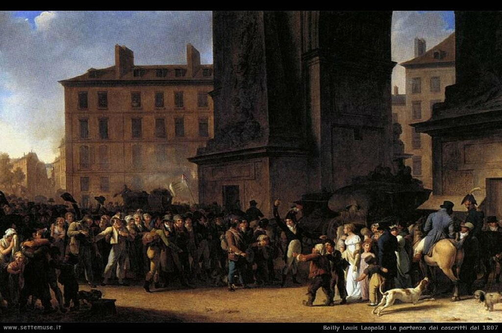 boilly_louis_leopold_508_departure_of_the_conscripts_in_1807