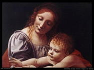 Vergine con bambino (dett)