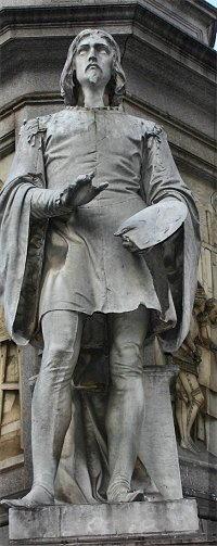 Biografia di Giovanni Antonio Boltraffio Piazza della Scala Milano