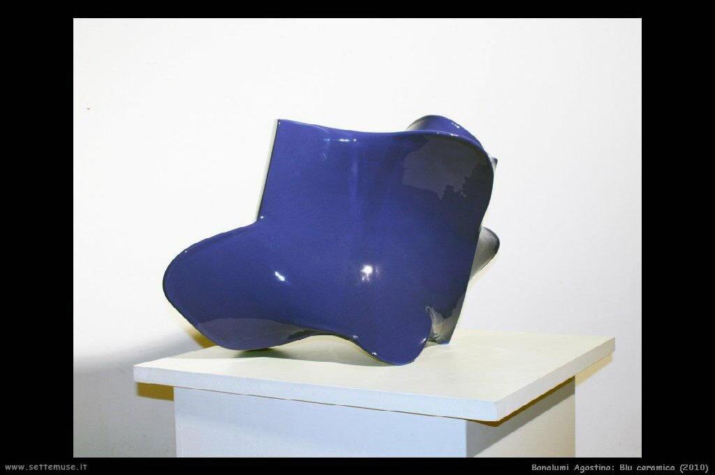 Blu ceramica (2010)