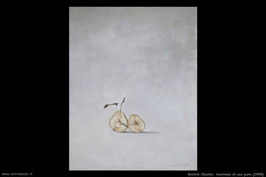 Anatomia di una pera (1998)