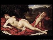 Venere dormiente e Cupido