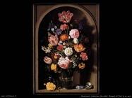 Bouquet di fiori in vaso