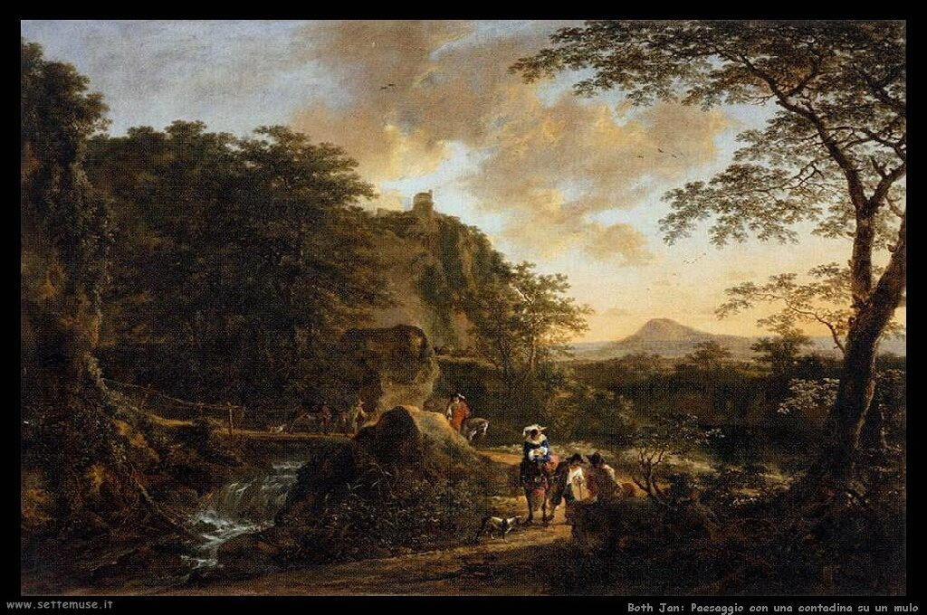 both_jan_504_landscape_with_a_peasant_woman_on_a_mule