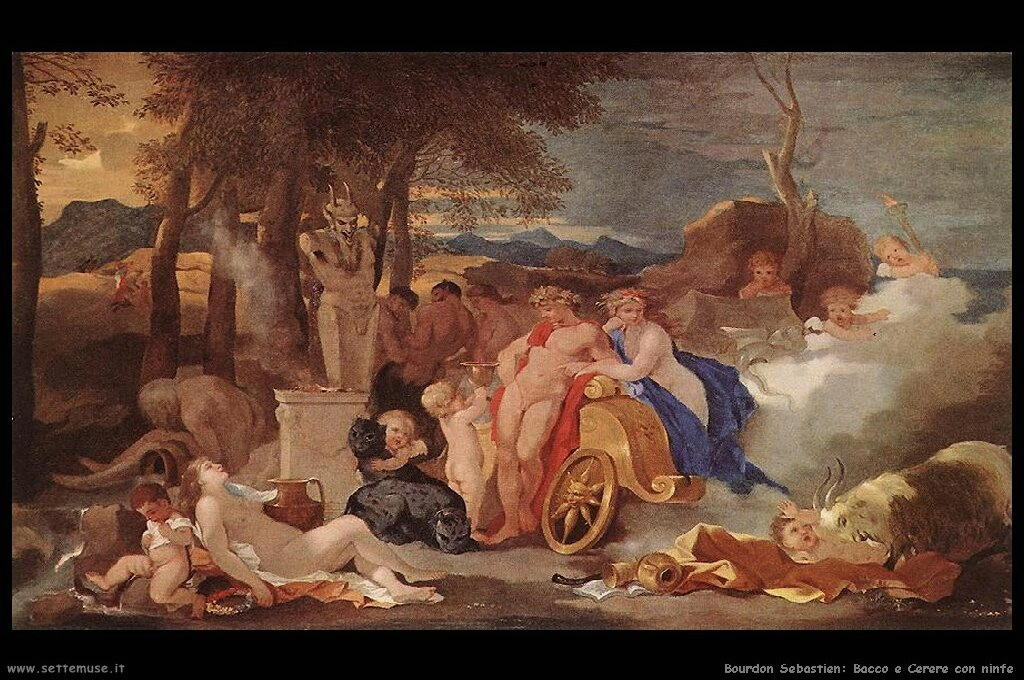 bourdon_sebastien_506_bacchus_and_ceres_with_nymphs
