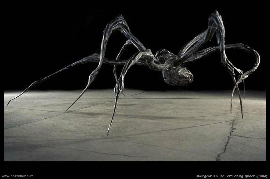 Crouching spider (2003)