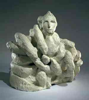 Louise Bourgeois scultrice