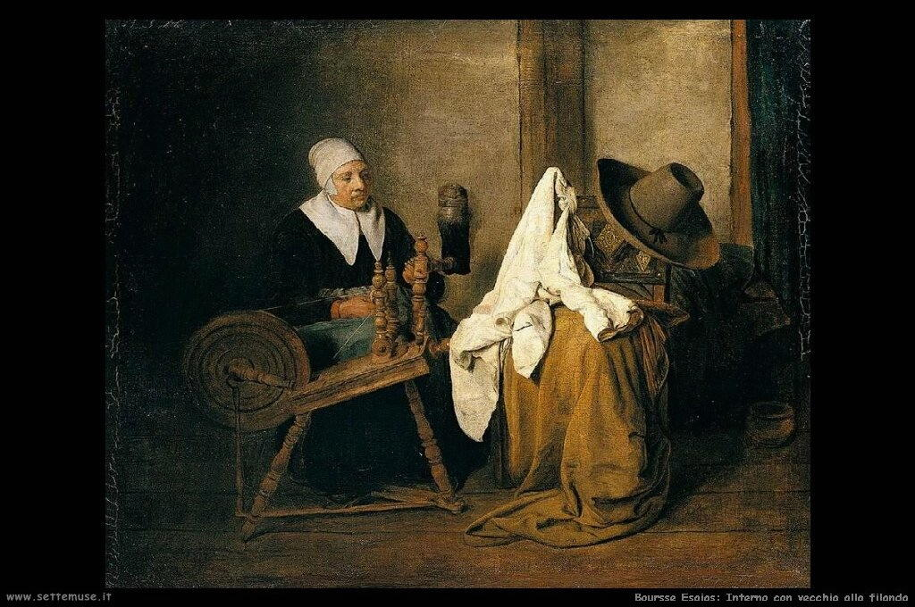 boursse_esaias_501_interior_with_an_old_woman_at_a_spinning