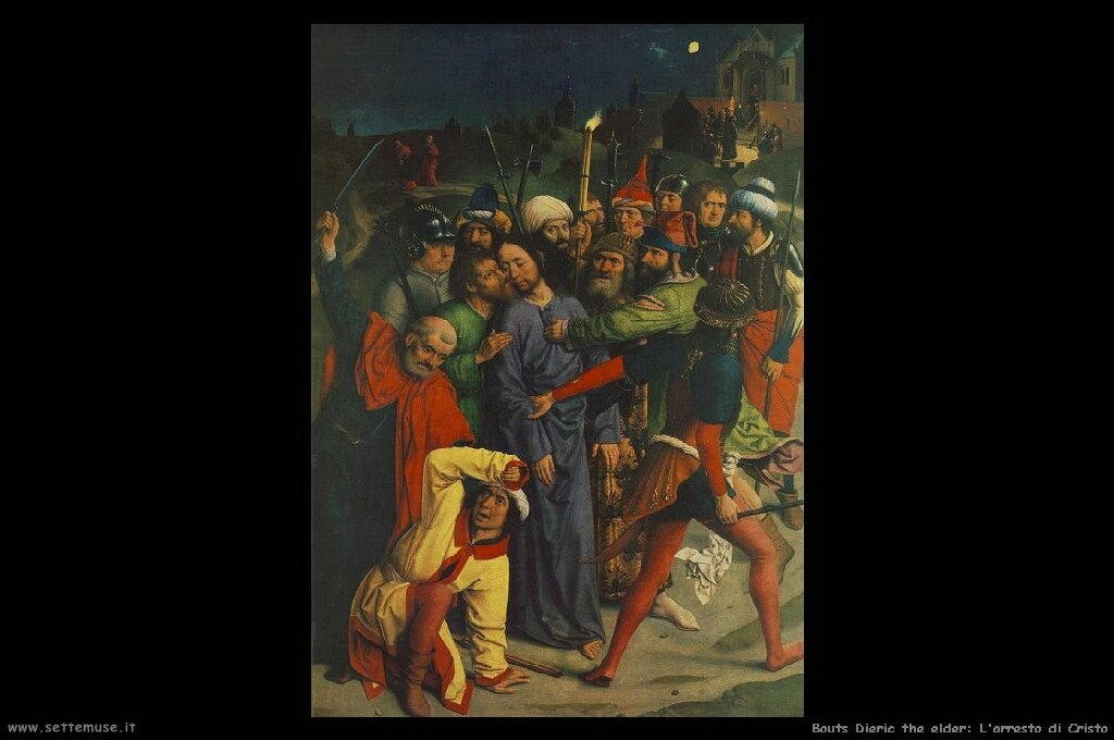 bouts_dieric_the_elder_507_the_capture_of_christ
