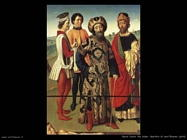 Martirio di sant'Erasmo (dett)