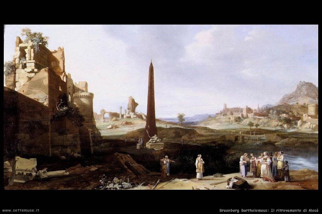 Il ritrovamento di Mosè