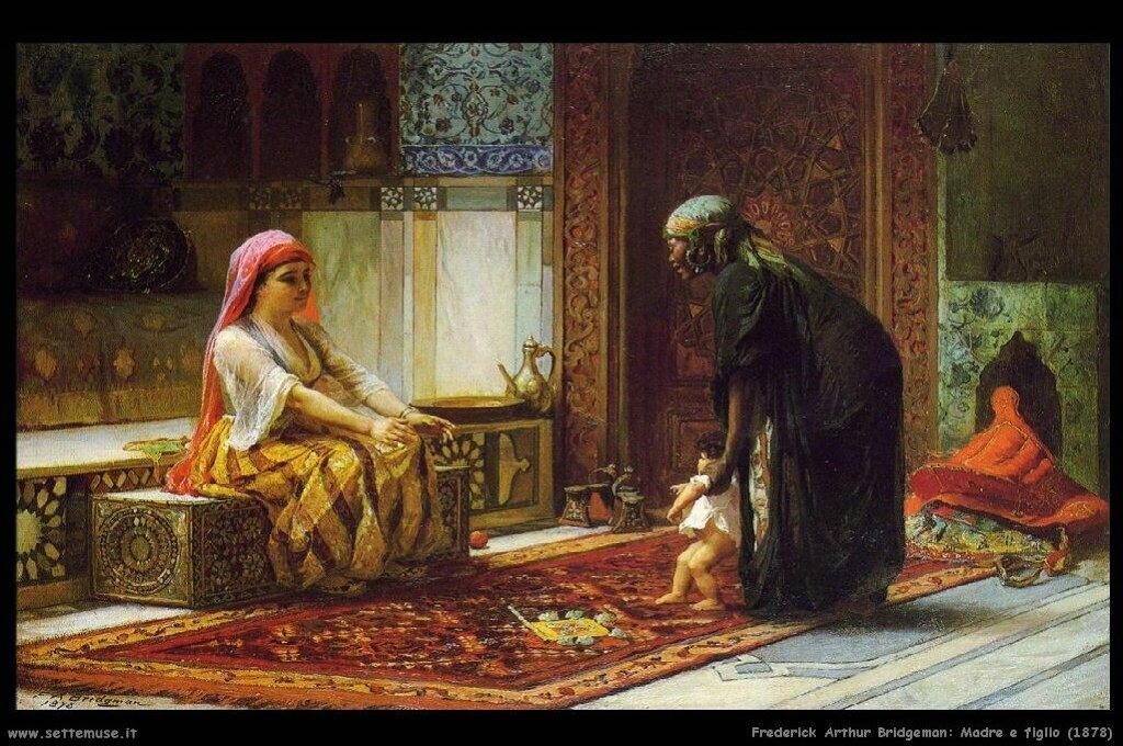 Madre e figlio (1878)