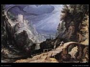 Scena di montagna
