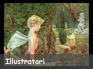 Illustratori Disegnatori fantasy