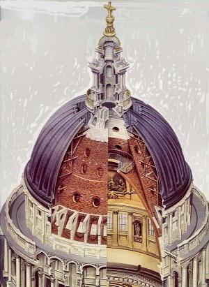 Spaccato della Cupola