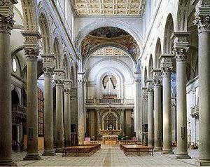 Interno di San Lorenzo
