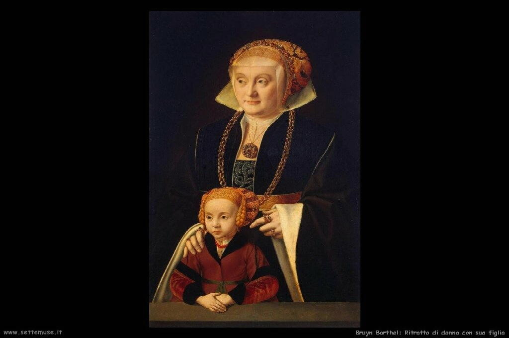 bruyn_barthel_501_portrait_of_a_woman_with_her_daughter