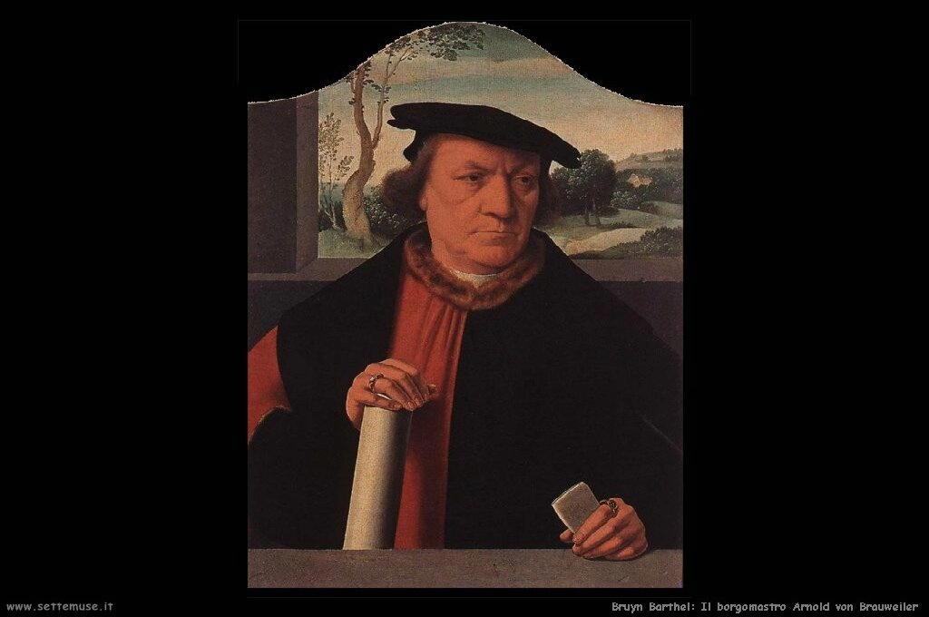 Borgomastro Arnold von Brauweiler
