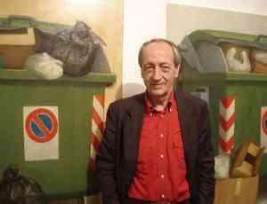 Aurelio Bulzatti foto dell'artista