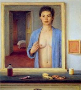 Aurelio Bulzatti dipinto