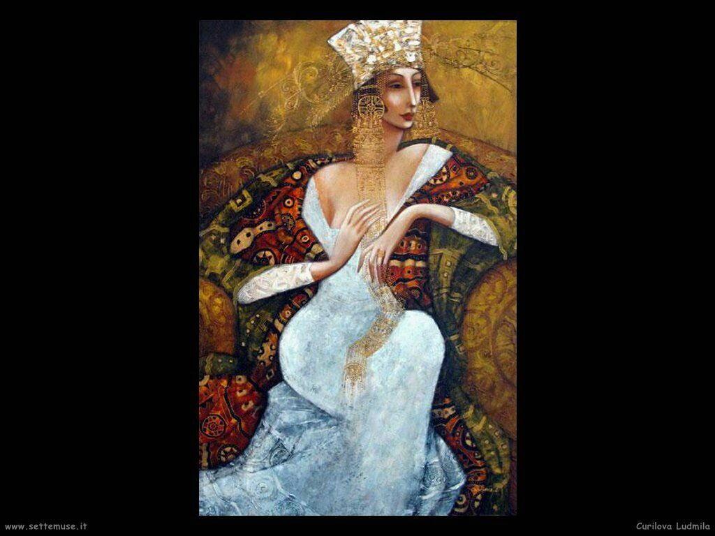 Curilova Ludmila