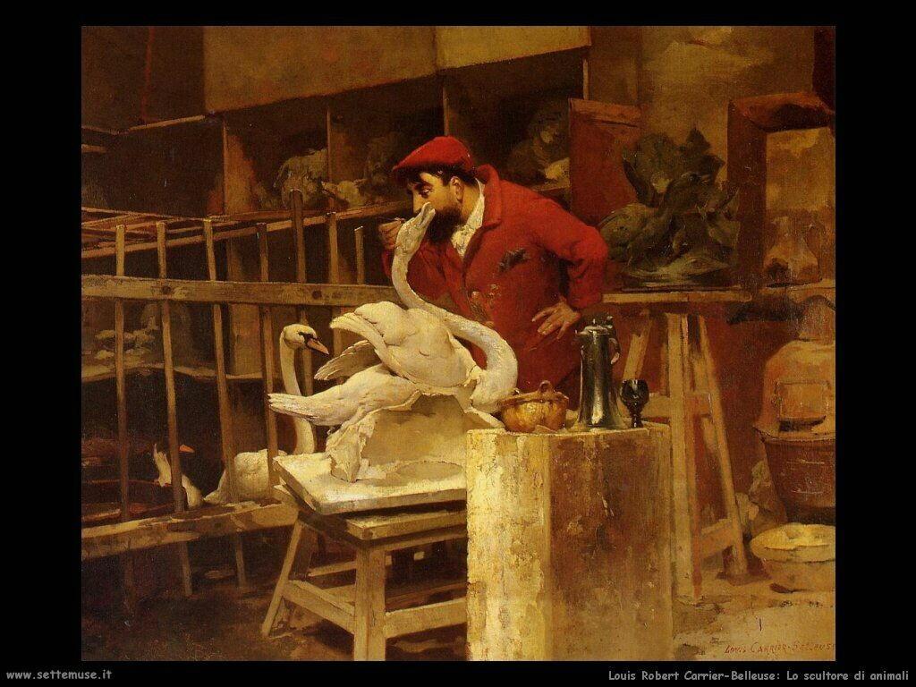 Carrier-Belleuse Louis Robert