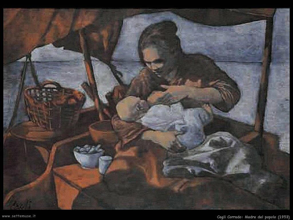 Madre del popolo (1953)