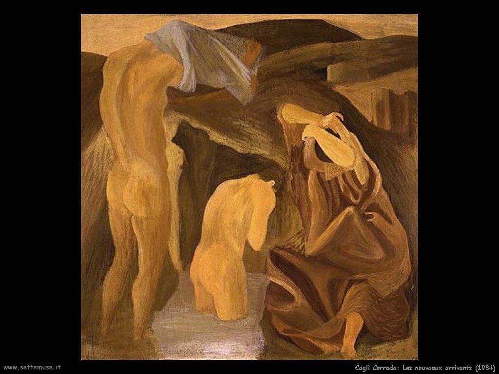 Les nouveaux arrivants (1934)