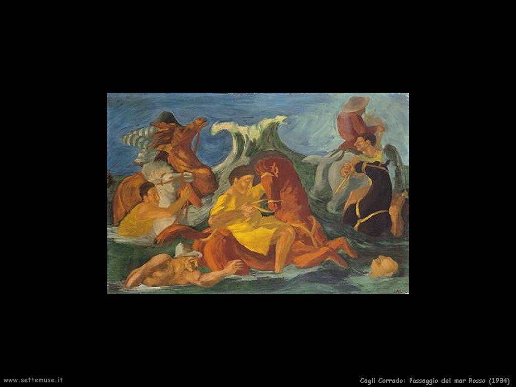 Passaggio del mar Rosso (1934)