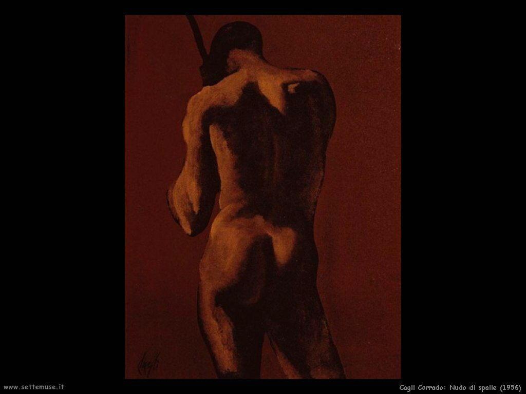 Nudo di spalle (1956)