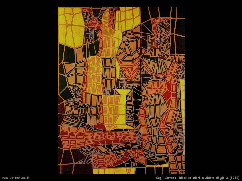 Ritmi cellulari in chiave di giallo (1949)
