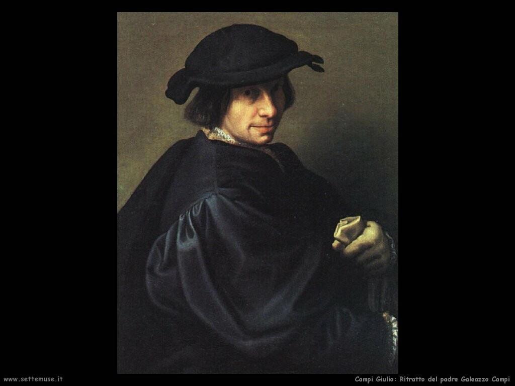 Ritratto di padre Galeazzo Campi