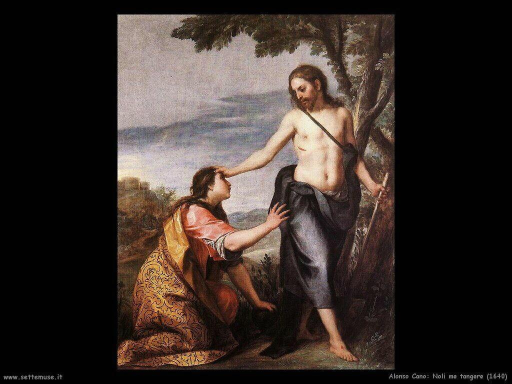Noli me tangere (1640)