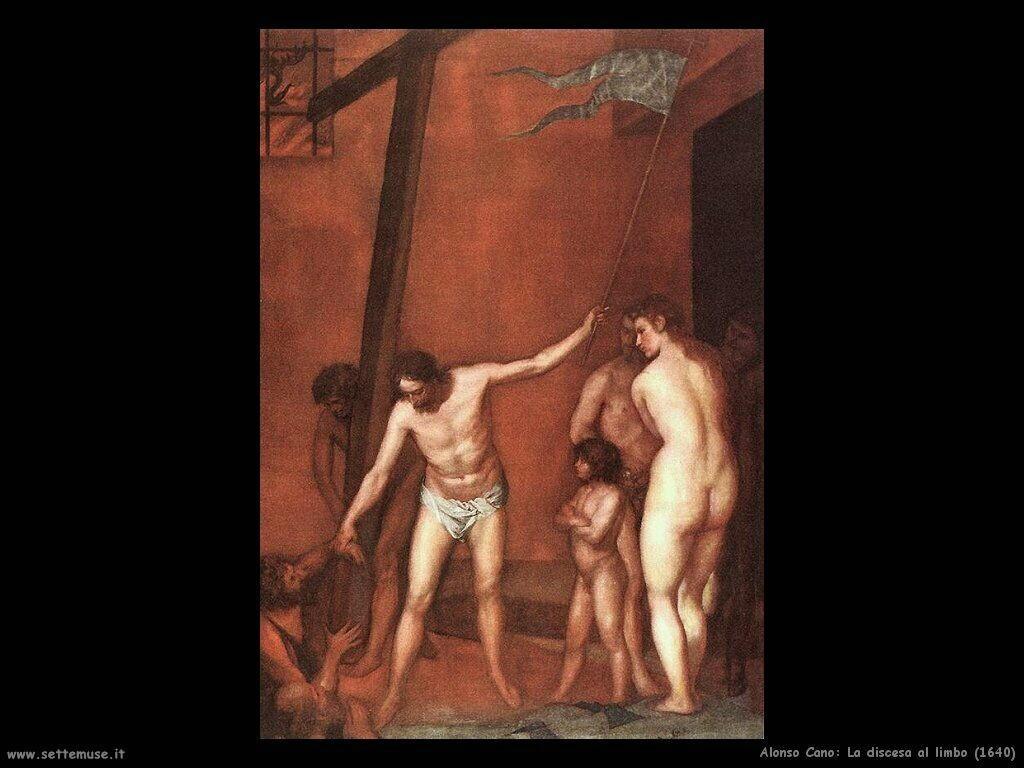 Discesa al limbo (1640)