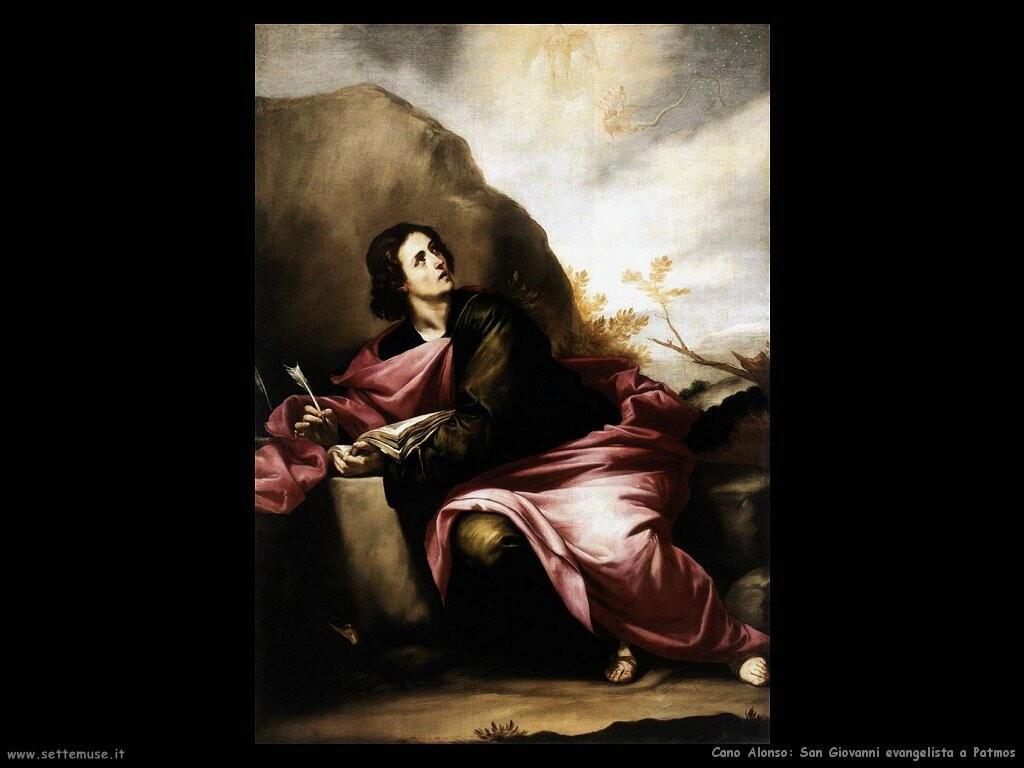 San Giovanni evangelista a Pathmos