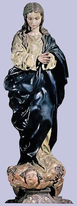 Statua di Alonso Cano