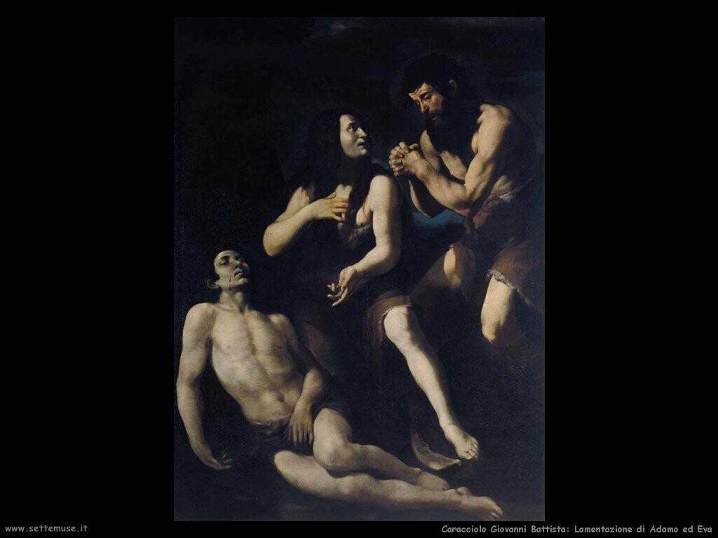 Lamentazione di Adamo ed Eva 503