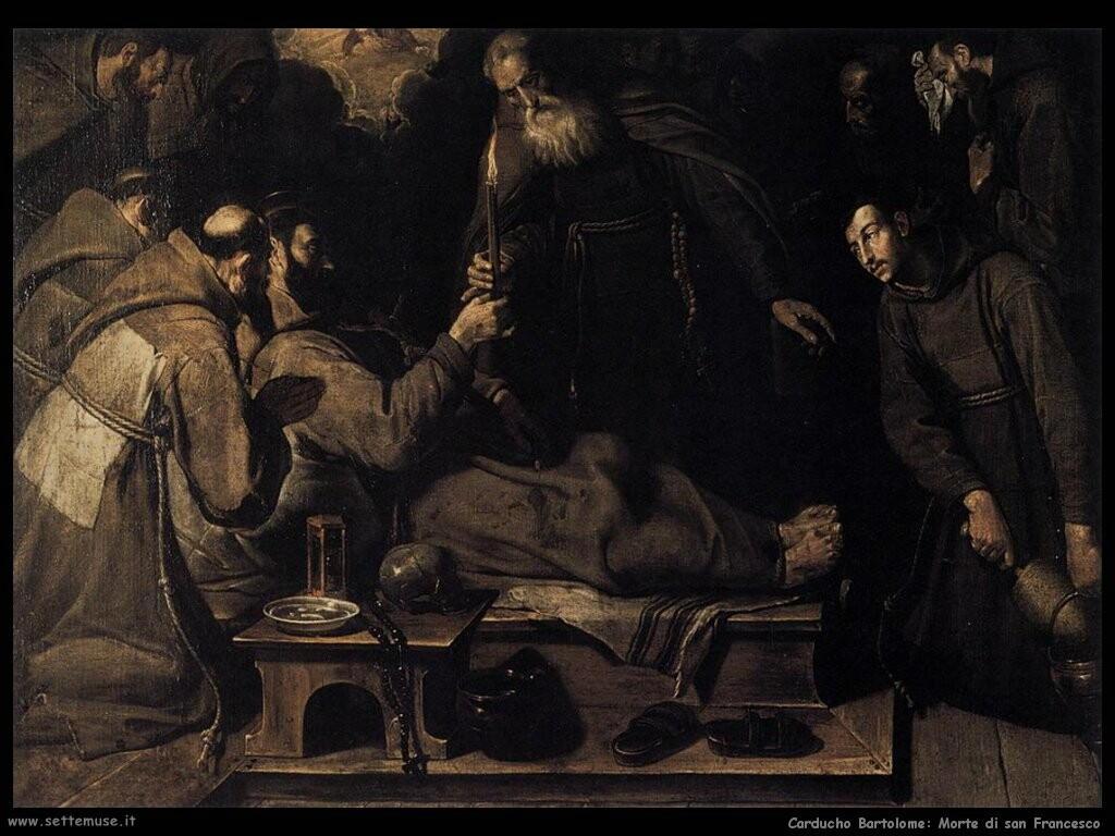 Morte di san Francesco 501