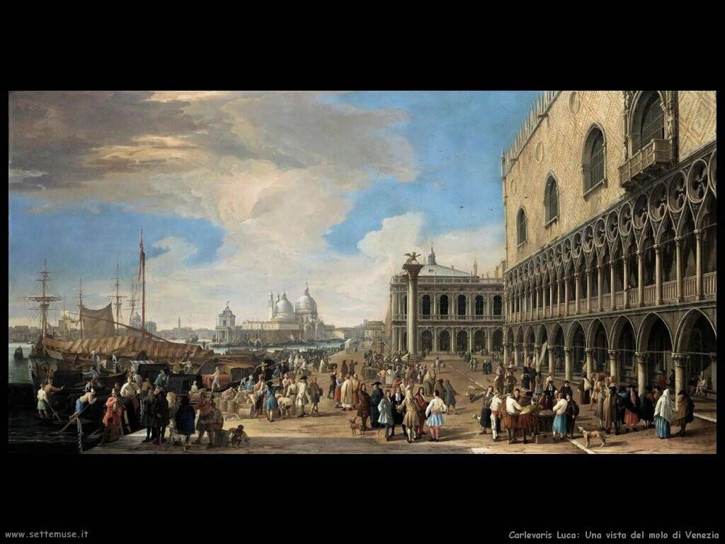 Vista del molo (Venezia)